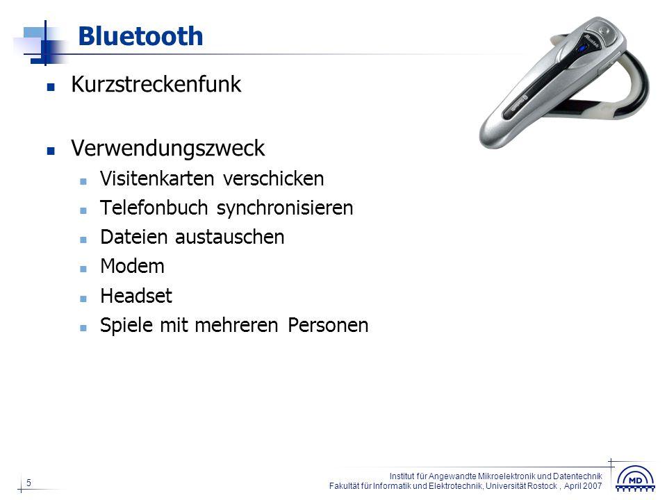 Bluetooth-Ortung – Wie funktioniert das