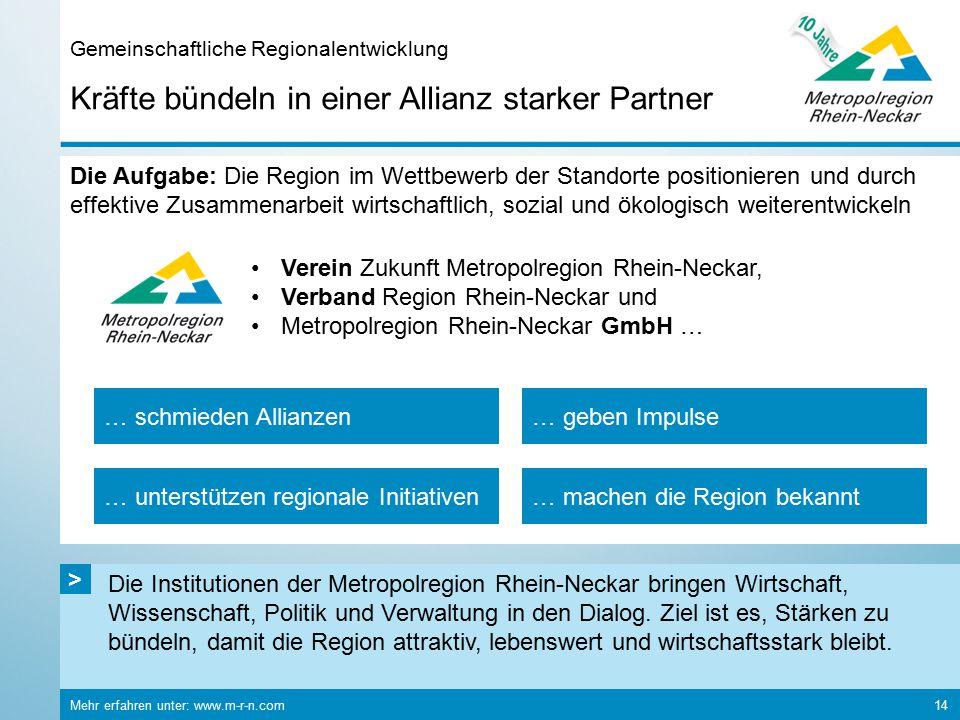 Gemeinschaftliche Regionalentwicklung