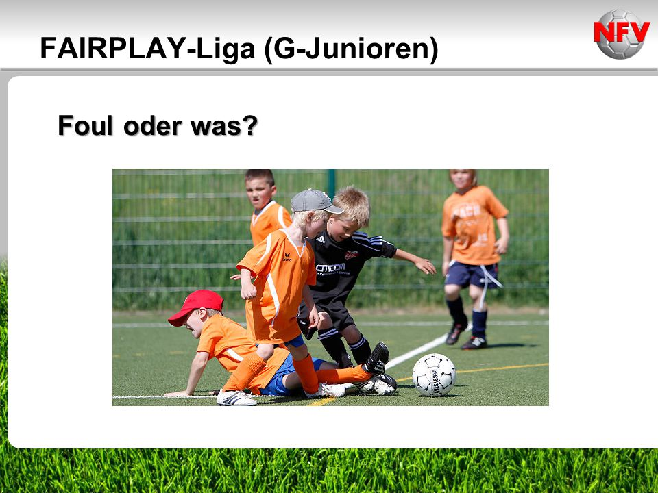 FAIRPLAY-Liga (G-Junioren)