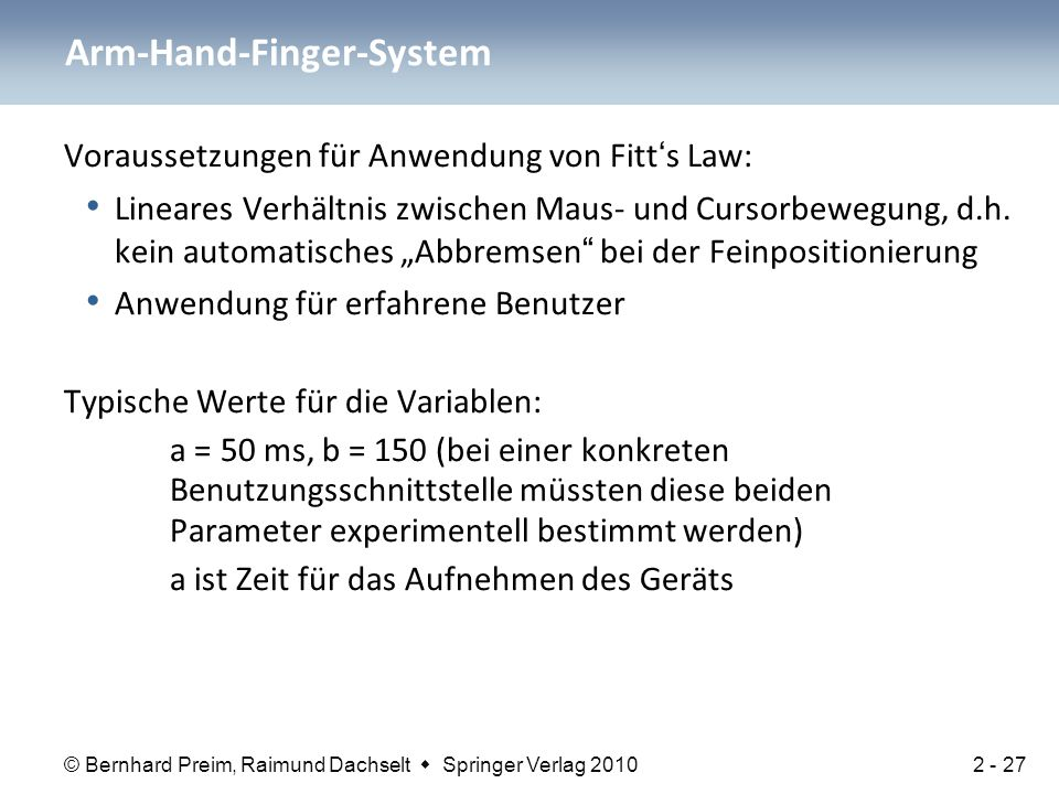 Arm-Hand-Finger-System