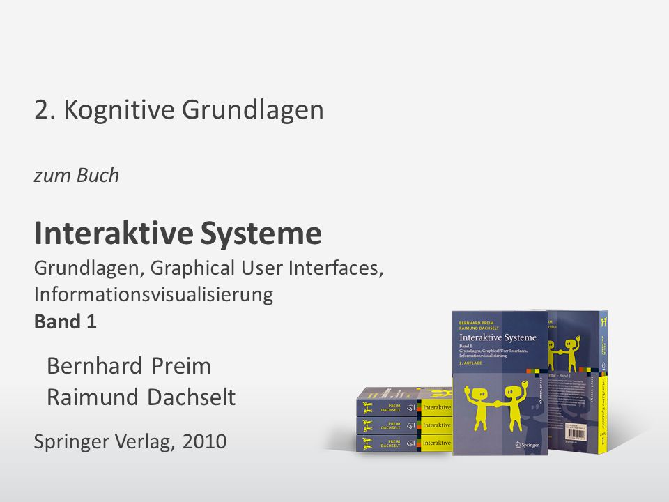 2. Kognitive Grundlagen