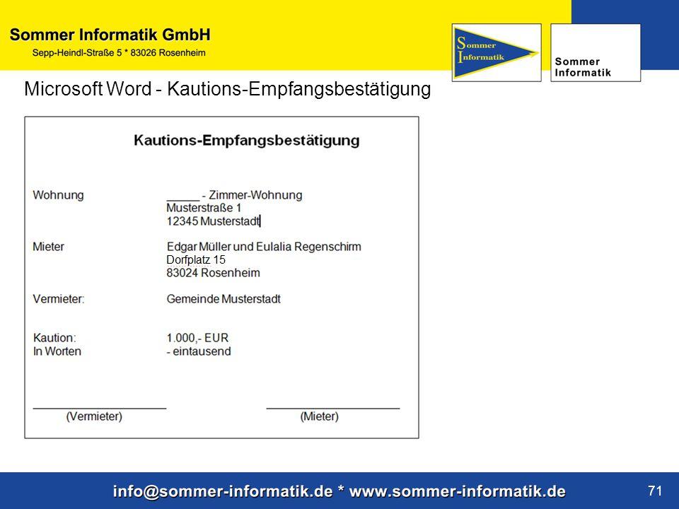 Microsoft Word - Kautions-Empfangsbestätigung