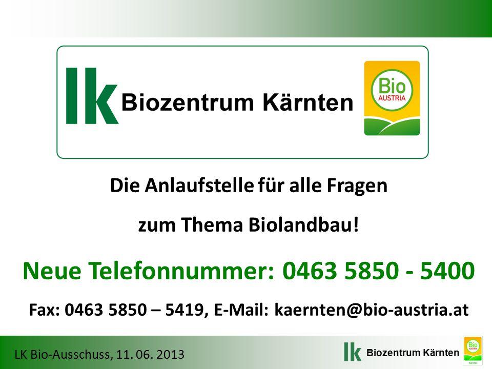 Neue Telefonnummer: 0463 5850 - 5400 Die Anlaufstelle für alle Fragen