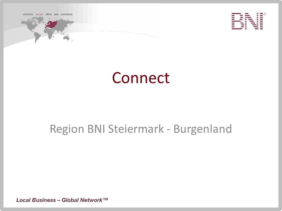 Region BNI Steiermark - Burgenland