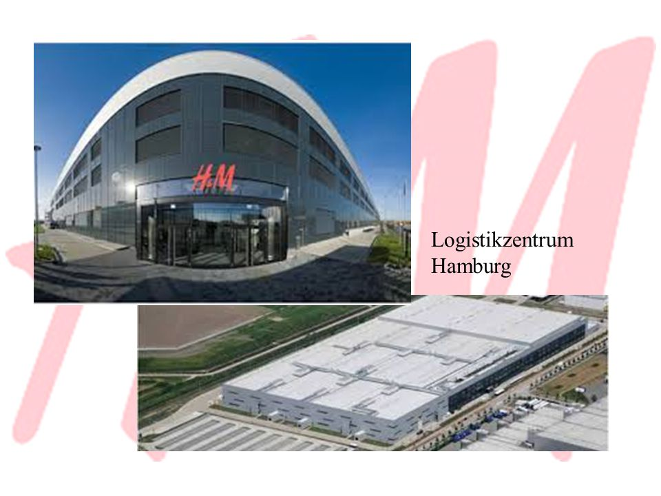 Logistikzentrum Hamburg