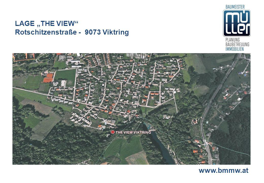 "LAGE ""THE VIEW Rotschitzenstraße - 9073 Viktring"
