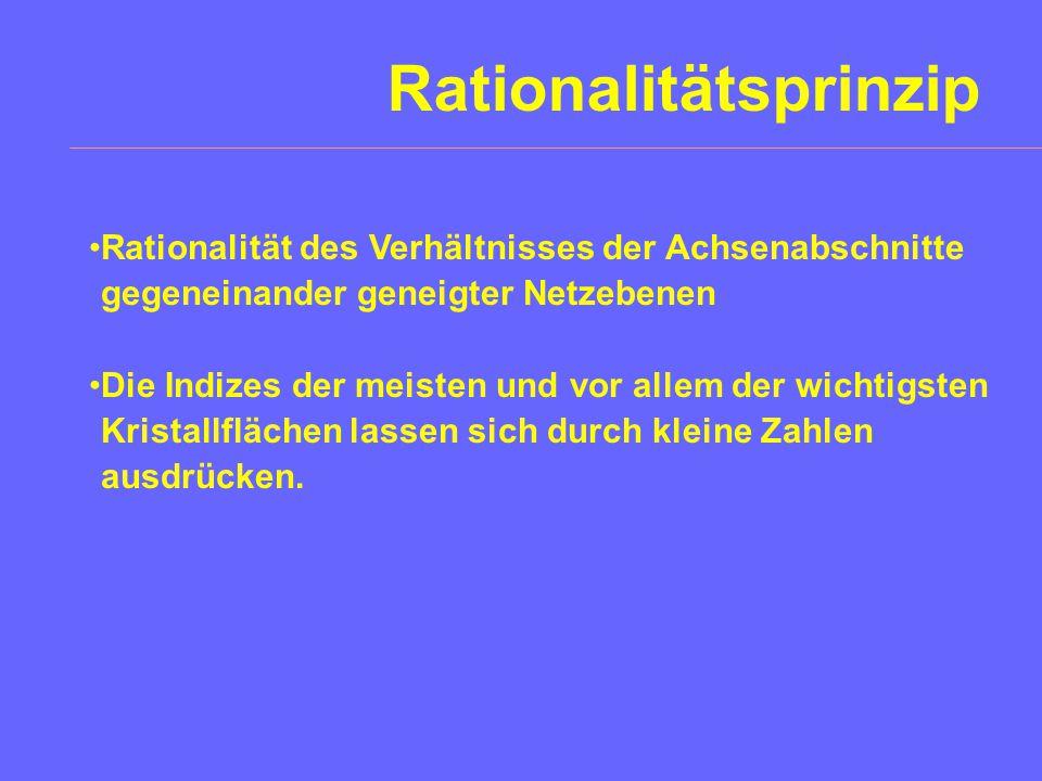 Rationalitätsprinzip