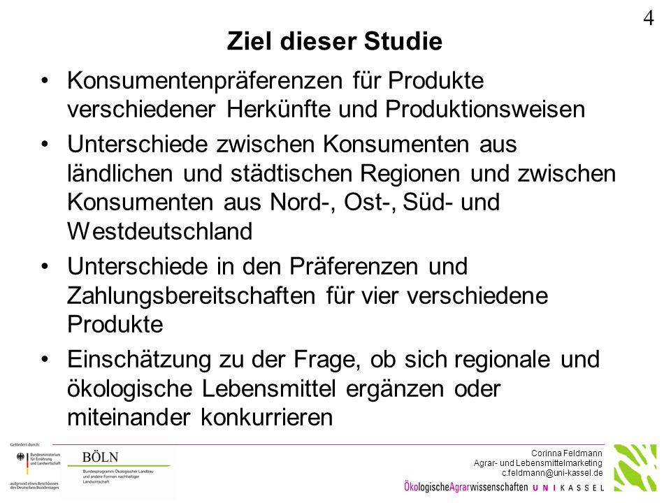 Informationen zur Studie