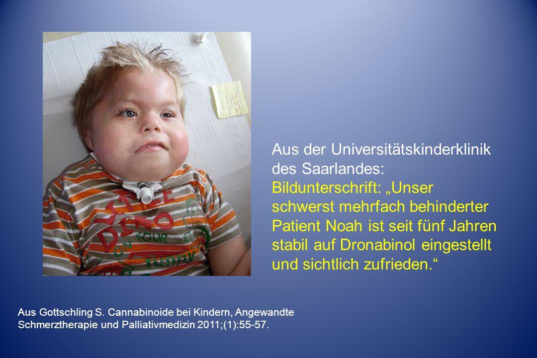 Aus der Universitätskinderklinik des Saarlandes: