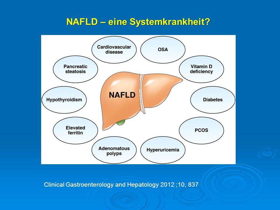 NAFLD – eine Systemkrankheit