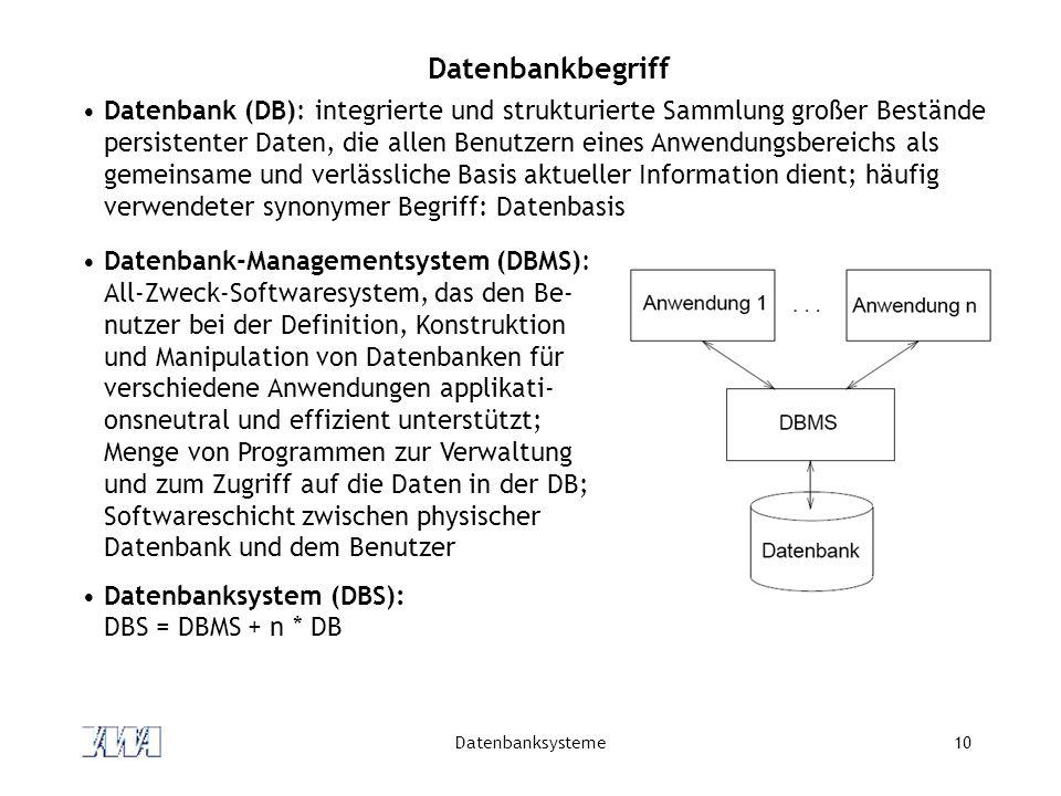 Datenbankbegriff