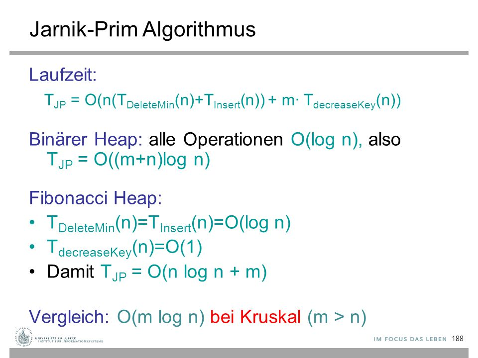 Jarnik-Prim Algorithmus