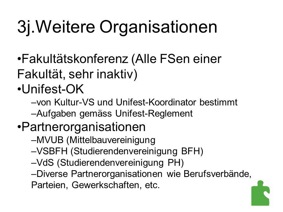 3j.Weitere Organisationen