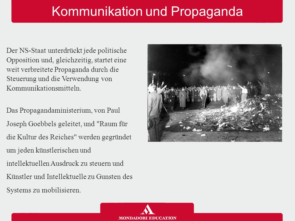 Kommunikation und Propaganda