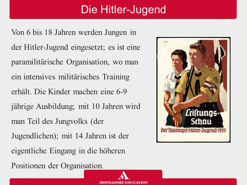 Die Hitler-Jugend 03/04/12. 03/04/12.