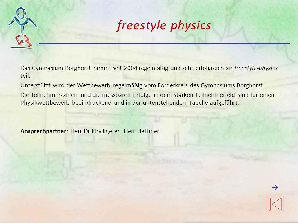 freestyle physics