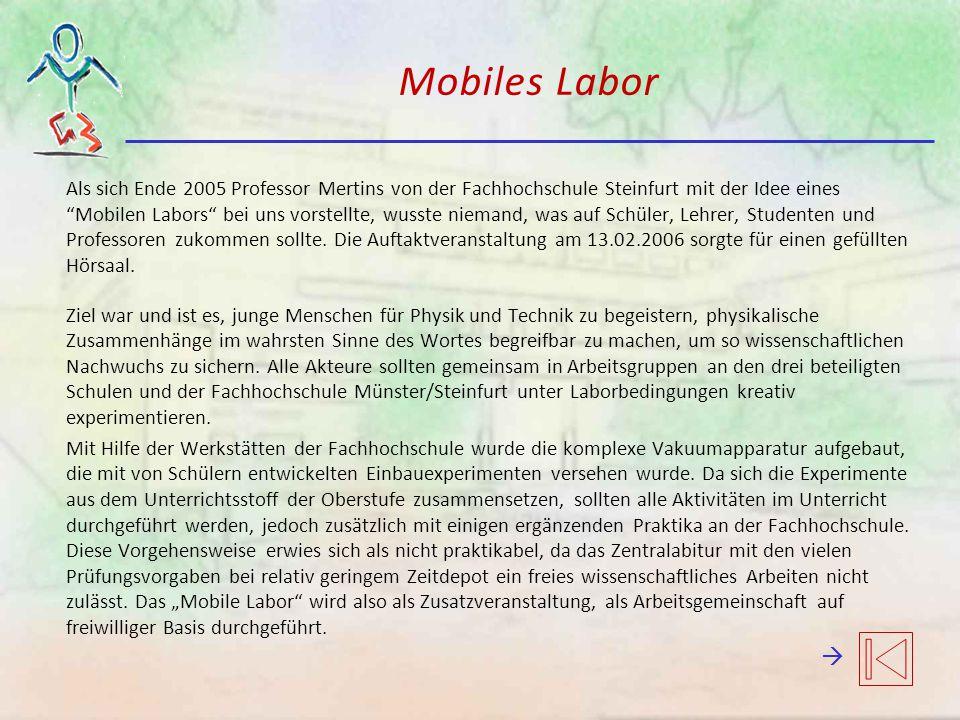 Mobiles Labor