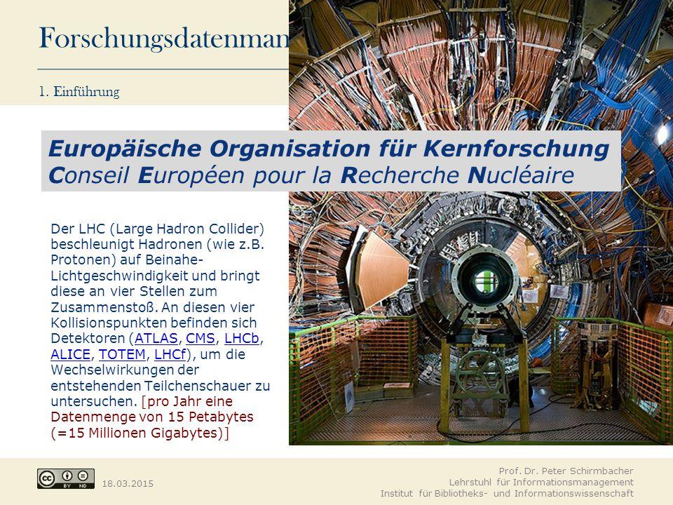 Europäische Organisation für Kernforschung