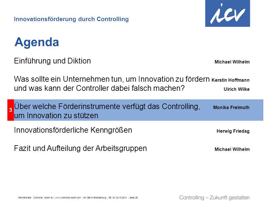 Agenda Einführung und Diktion Michael Wilhelm