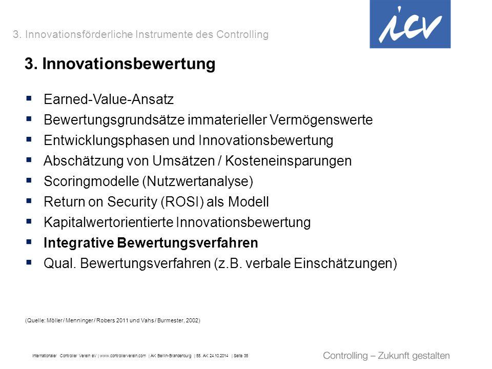 3. Innovationsbewertung