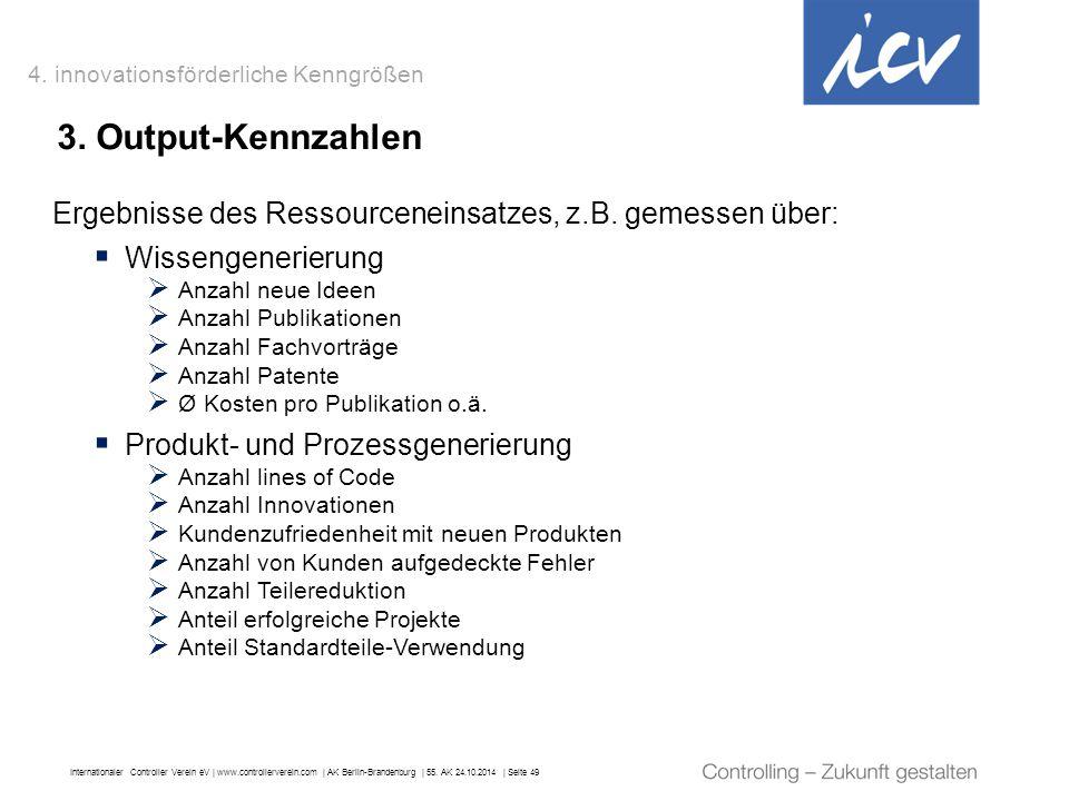 4. innovationsförderliche Kenngrößen