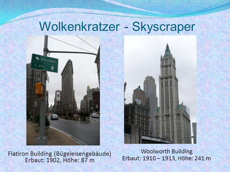 Wolkenkratzer - Skyscraper