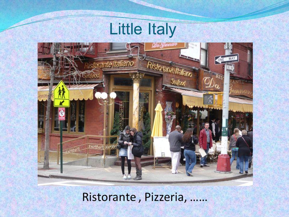 Ristorante , Pizzeria, ……