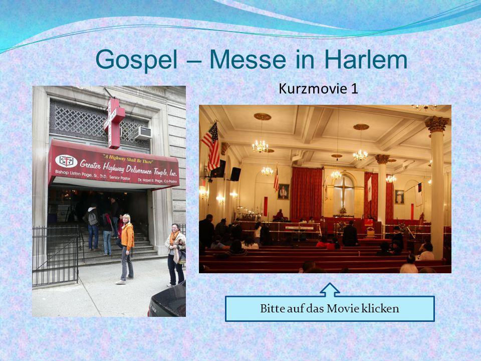 Gospel – Messe in Harlem
