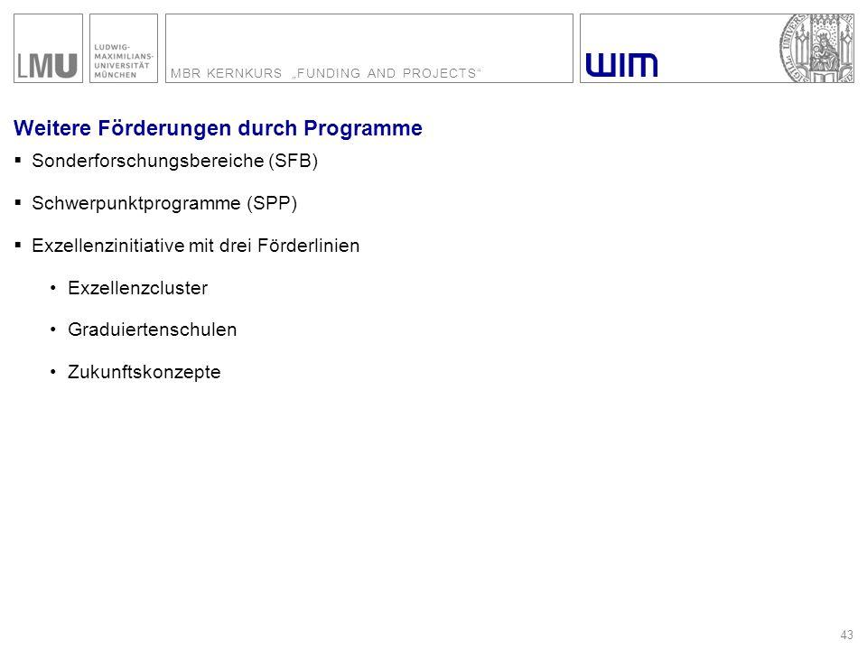 Der Wirtschaftsplan der DFG 2008-2010 – Bewilligungen in Höhe von 7,3 Mrd. € inkl. Programmpauschale