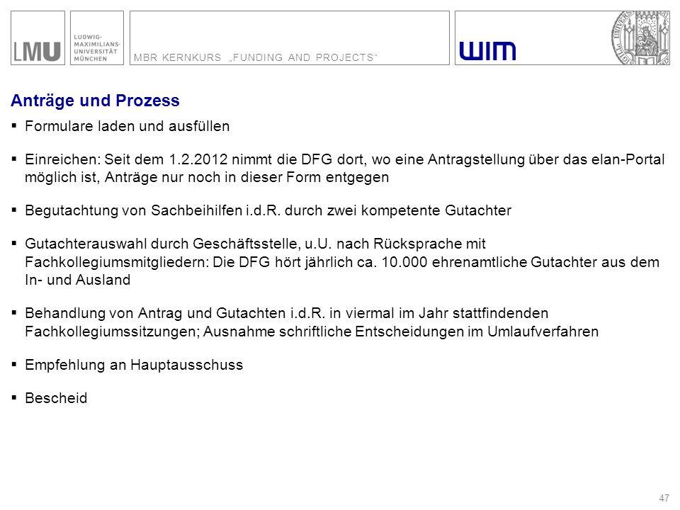 DFG-Organisation Quelle: DFG (Deutsche Forschungsgemeinschaft)
