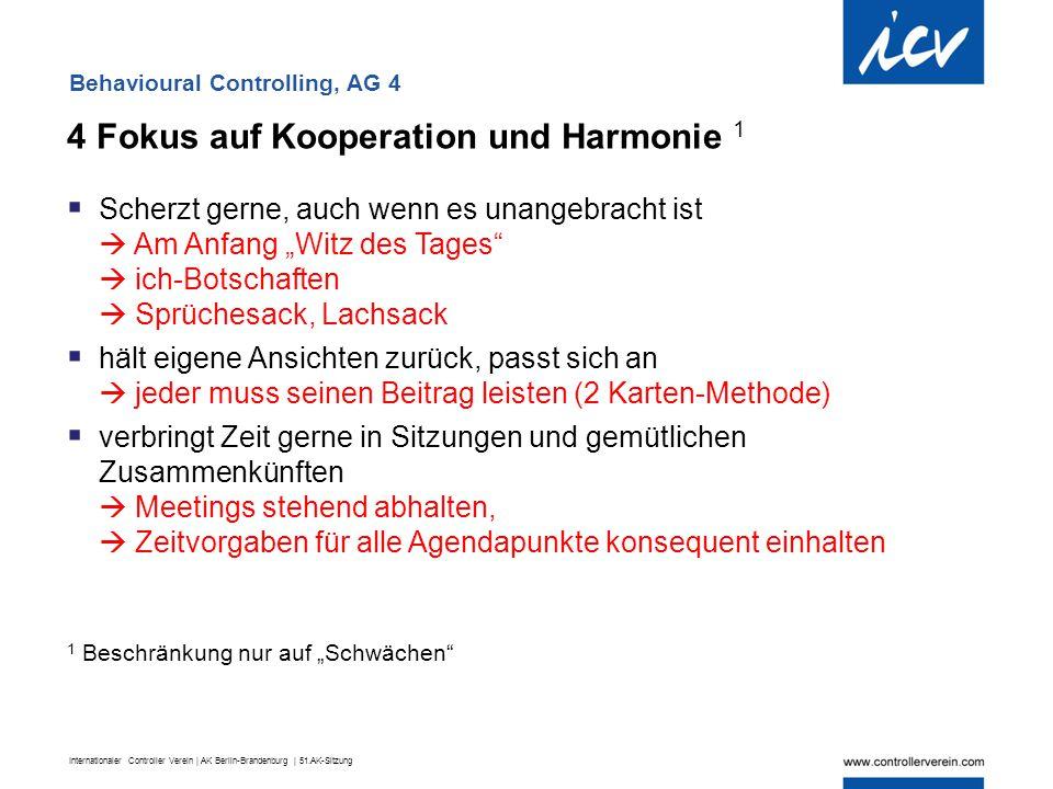 4 Fokus auf Kooperation und Harmonie 1