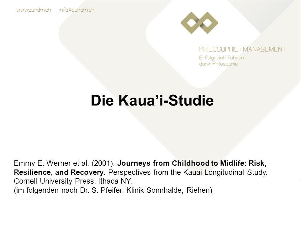Die Kaua'i-Studie