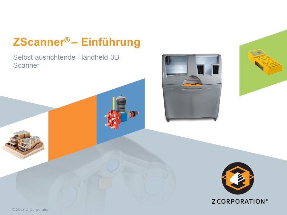 ZScanner® – Einführung