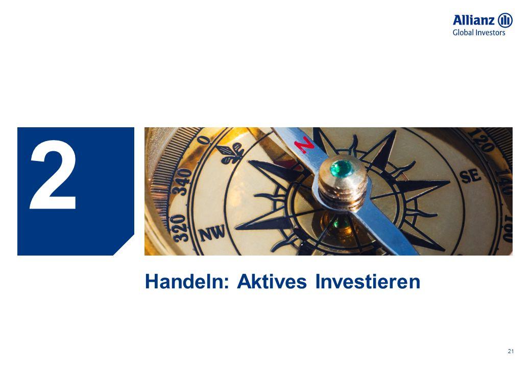 Handeln: Aktives Investieren