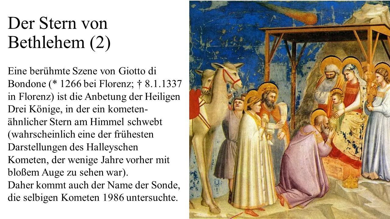 Der Stern von Bethlehem (2)