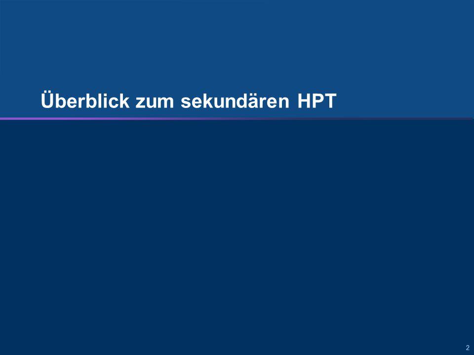 Sekundärer HPT ist ein wesentlicher Bestandteil der Chronic Kidney Disease-Mineral and Bone Disorder (CKD-MBD)