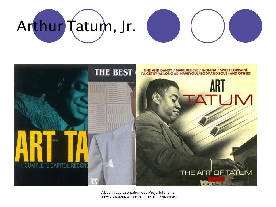 Arthur Tatum, Jr.