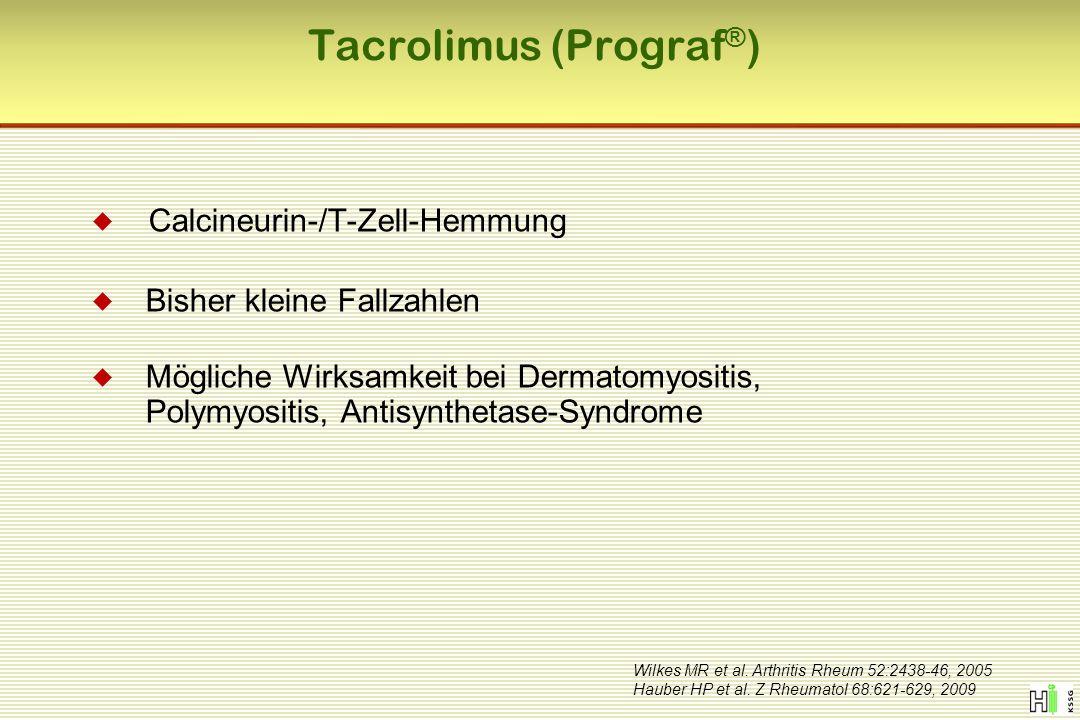 Tacrolimus (Prograf®)