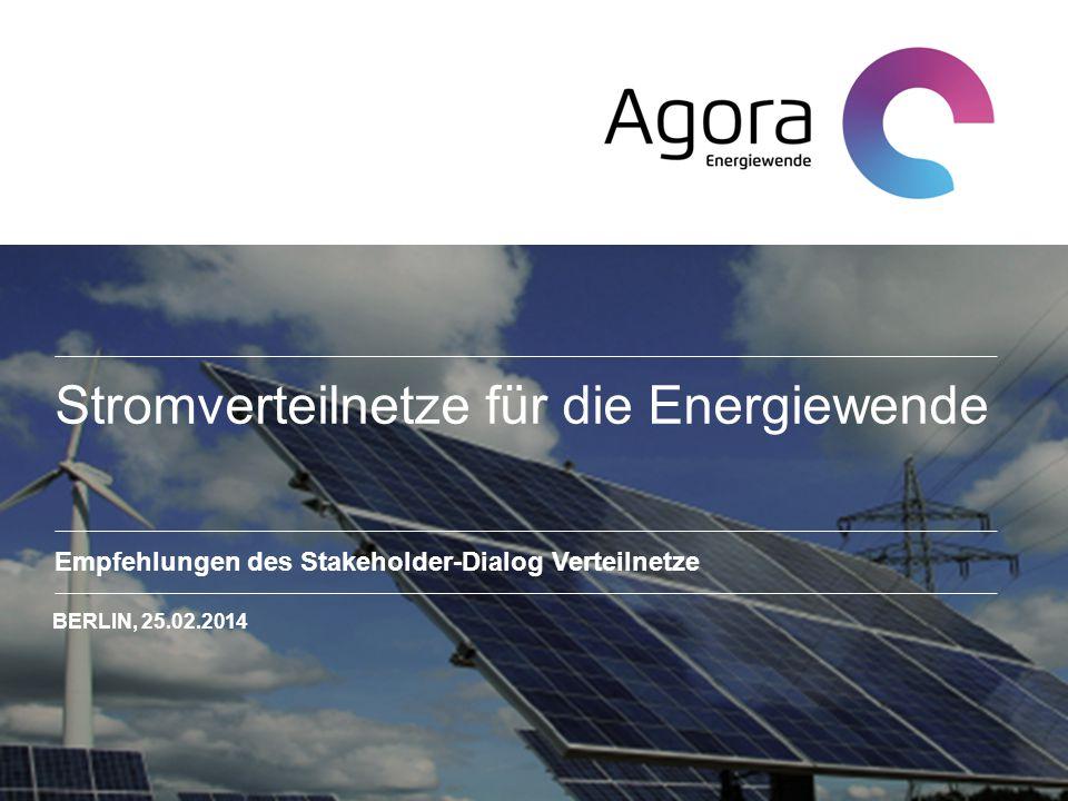 Stromverteilnetze für die Energiewende