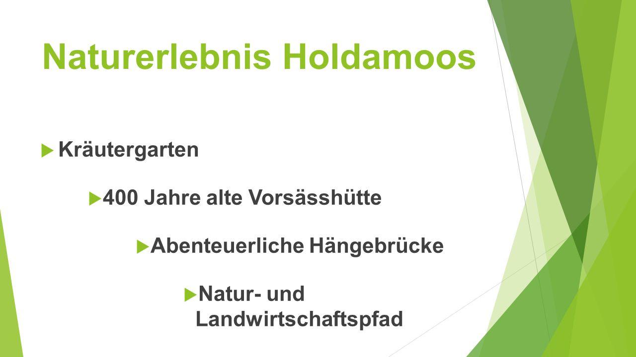 Naturerlebnis Holdamoos