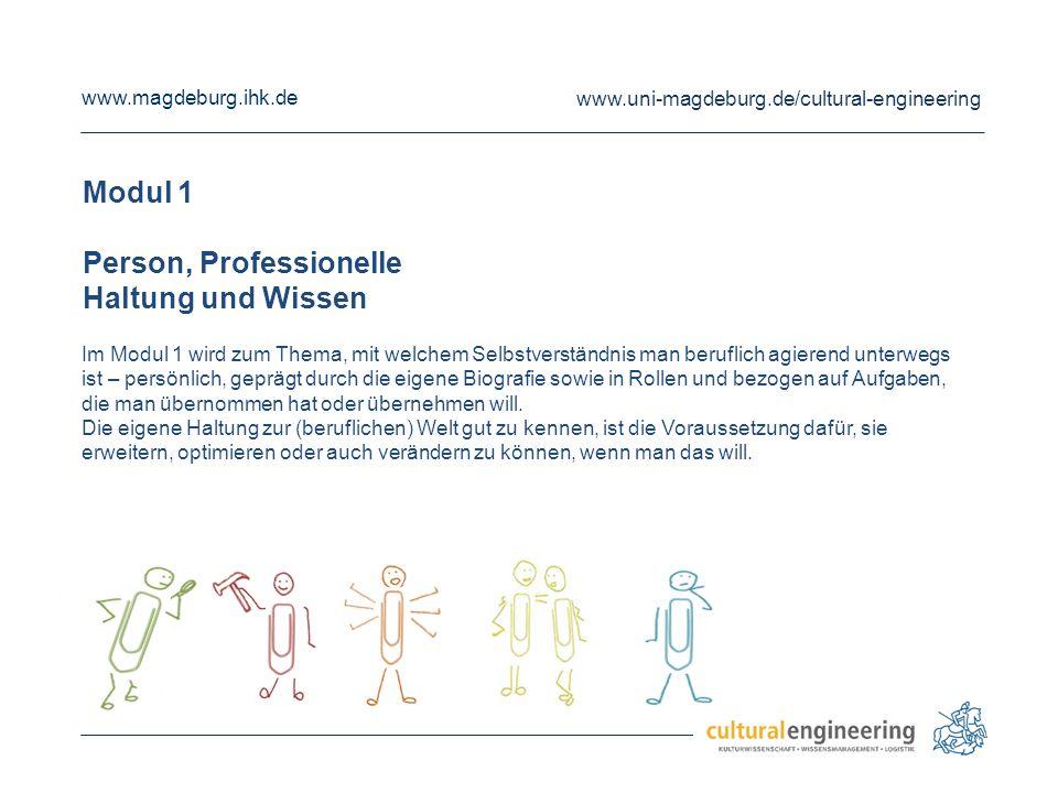 Person, Professionelle Haltung und Wissen