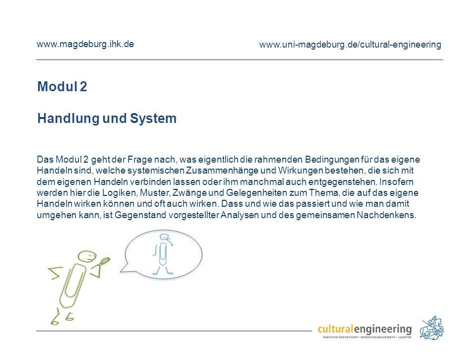 Modul 2 Handlung und System