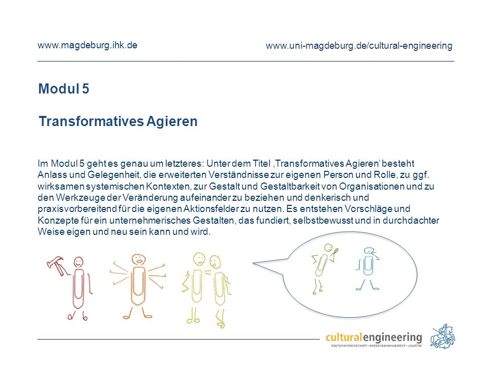 Transformatives Agieren