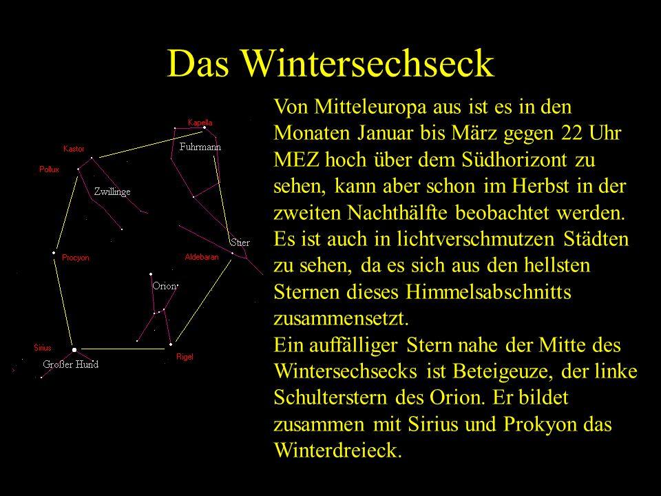 Das Wintersechseck