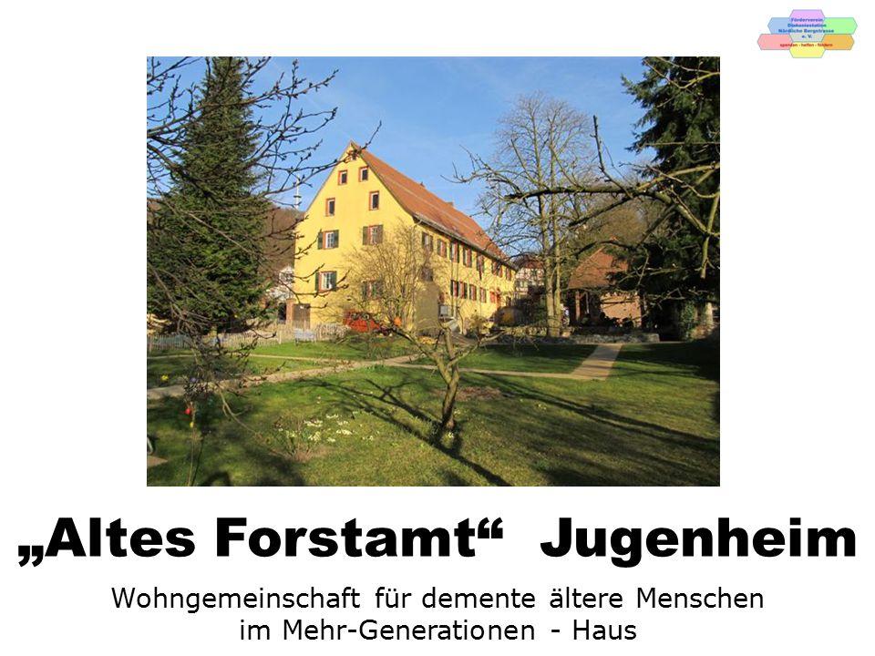 """""""Altes Forstamt Jugenheim"""