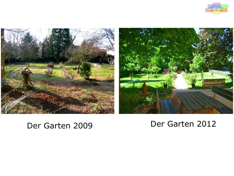 Der Garten 2012 Der Garten 2009