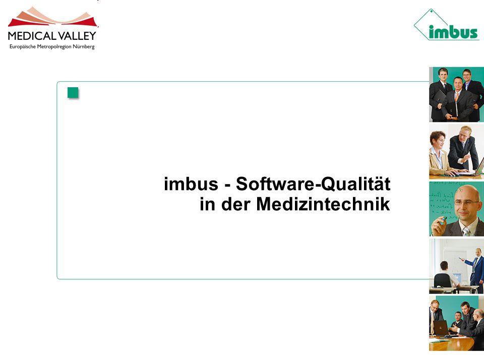 imbus - Software-Qualität in der Medizintechnik