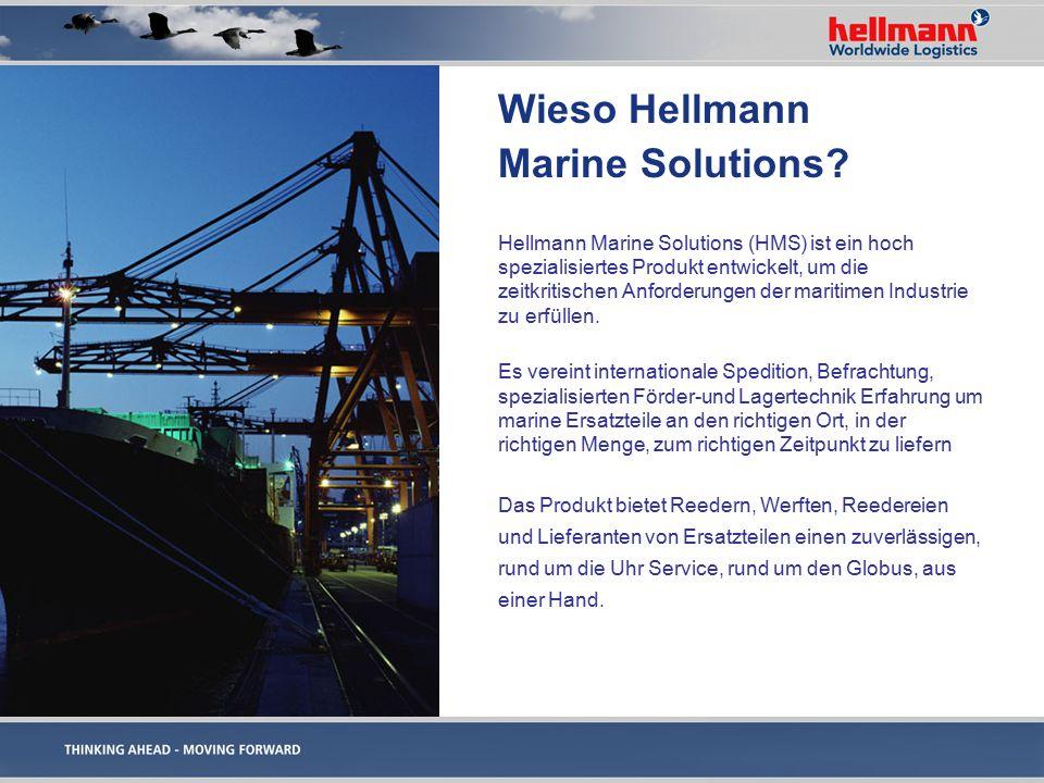 Wieso Hellmann Marine Solutions