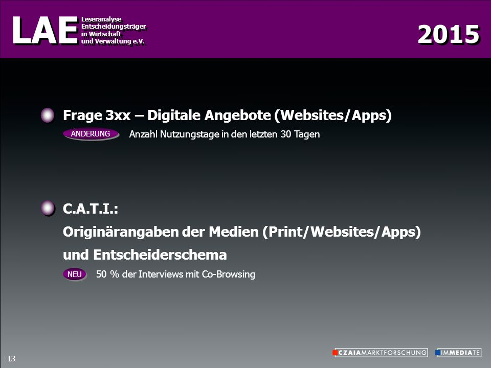Frage 3xx – Digitale Angebote (Websites/Apps)