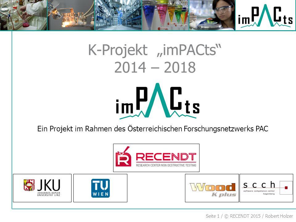 Ein Projekt im Rahmen des Österreichischen Forschungsnetzwerks PAC
